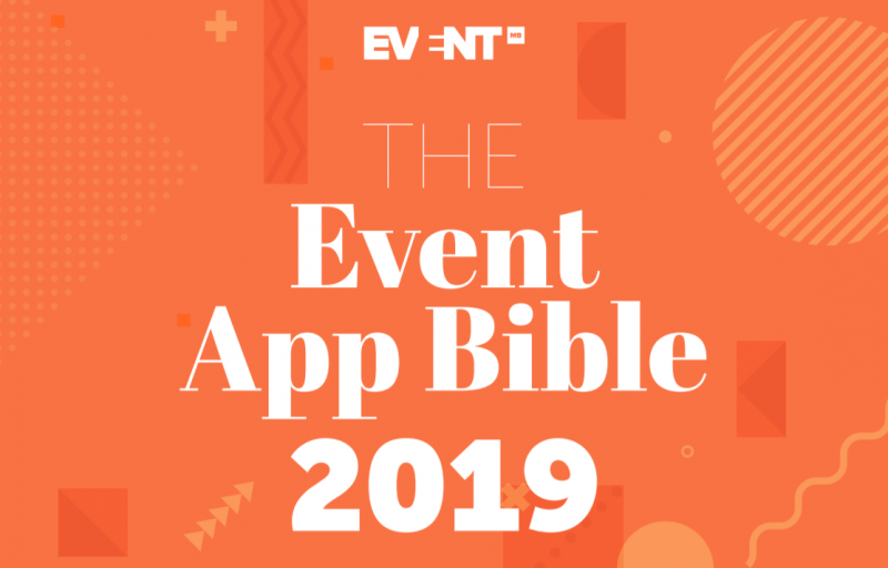 The Event App Bible 2019